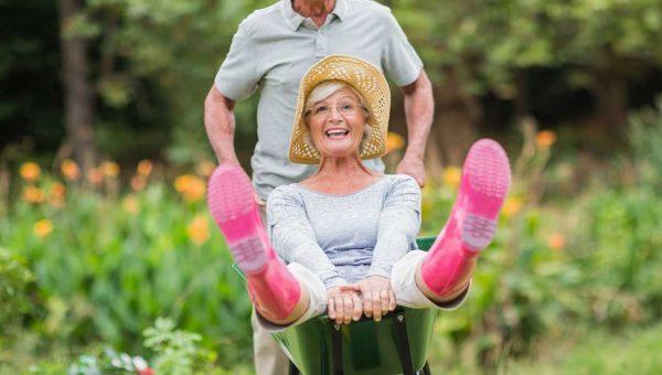 How Green is Your Retirement Garden?